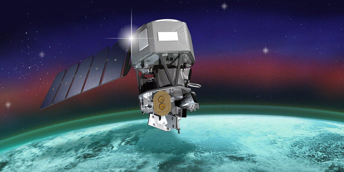 Working in concert with its sister satellite GOLD, the two missions will collectively gather the most comprehensive imaging of the upper atmosphere ever seen.